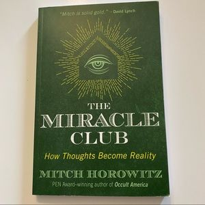 The  Miracle Club by Mitch Horowitz